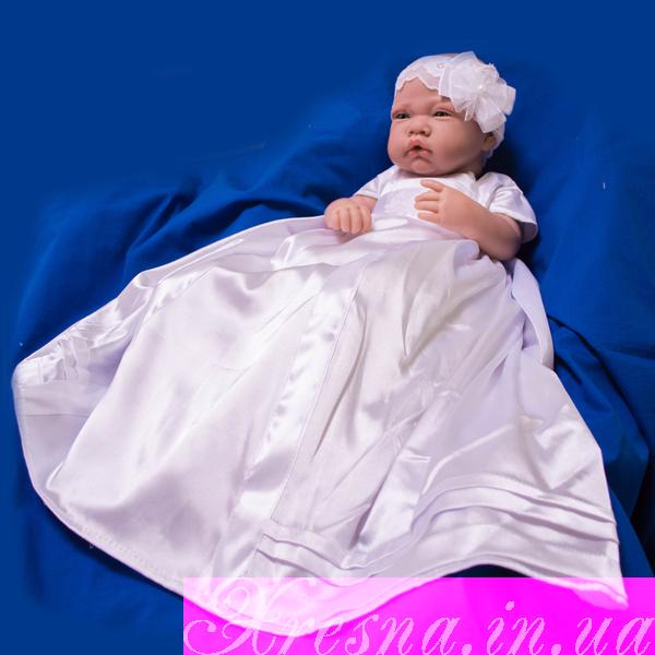 Платье крестильное серебряный век