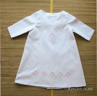 """Крестильная рубашка """"Даринка"""""""